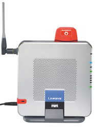 UMTS-Router Linksys