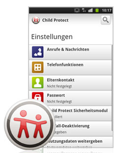 Vodafone Child Protect