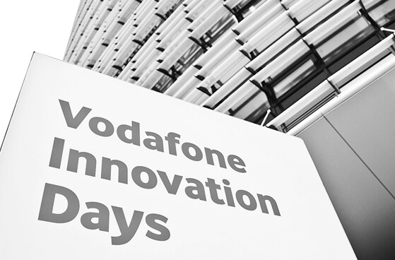 Die Vodafone Innovation Days