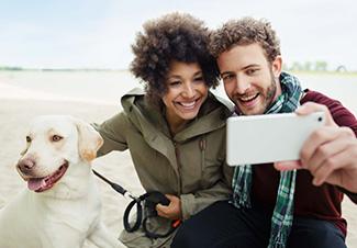 Im Ausland telefonieren und surfen - Vodafone