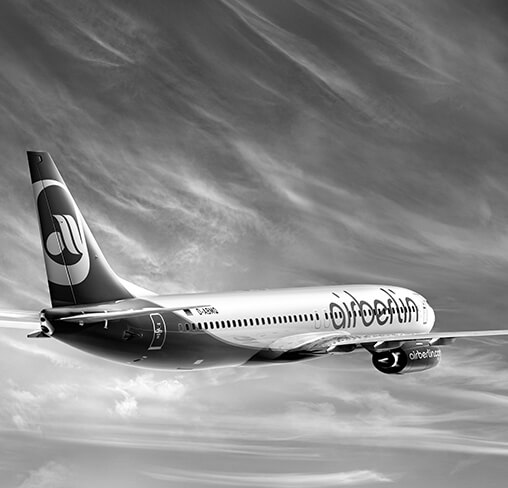 airberlin ist ein Ready Business