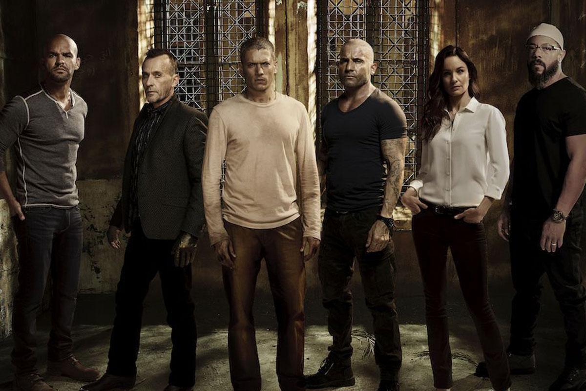 Staffel 5 Prison Break Netflix