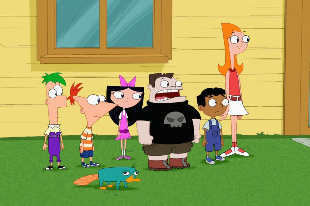Ferb phineas und Phineas and