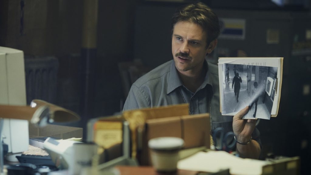 Boyd Holbrook in In the Shadow of the Moon