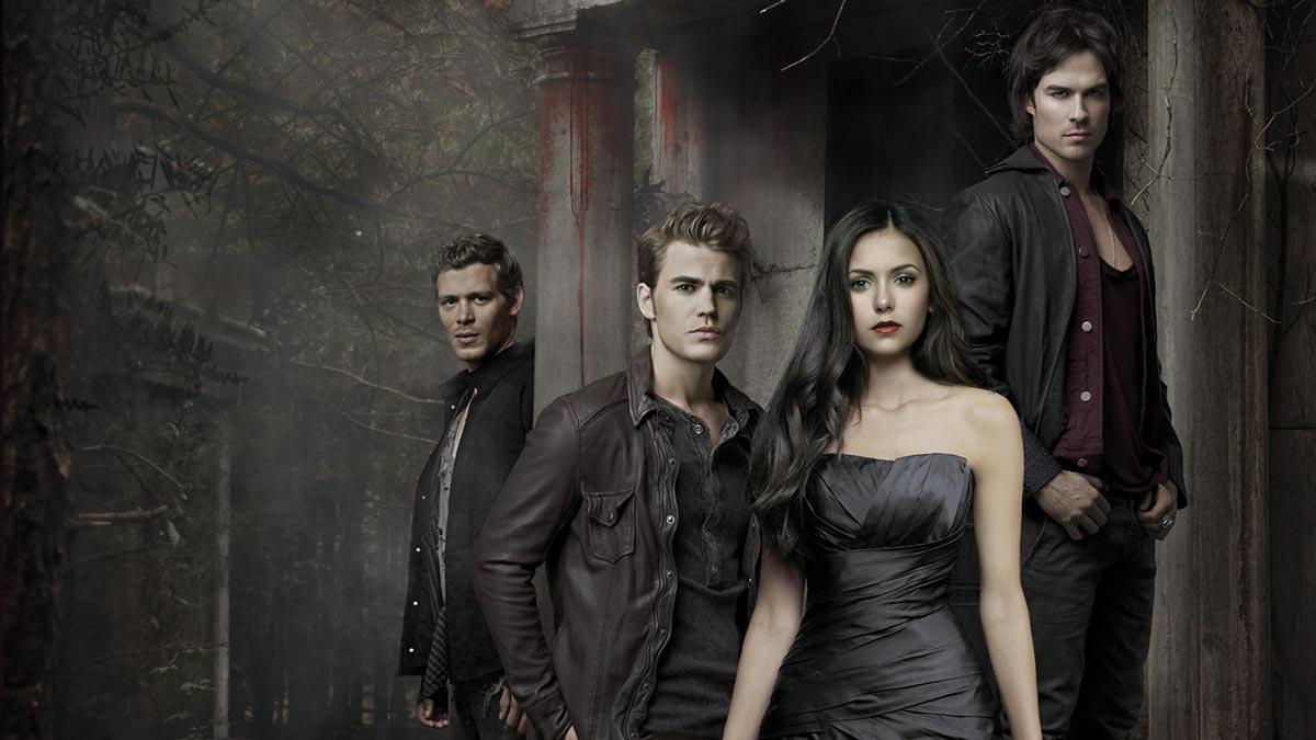 Serien Wie Vampire Diaries
