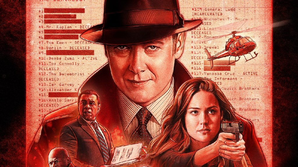 Der Cast von The Blacklist