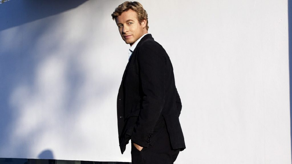 Simon Baker in The Mentalist