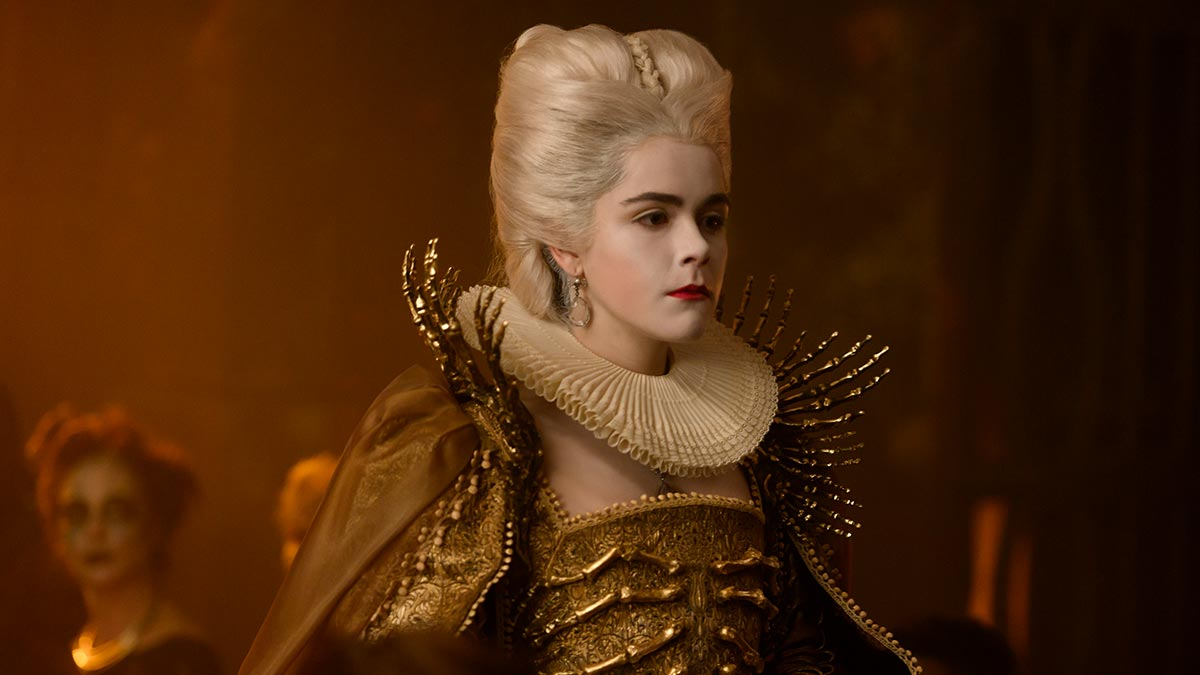 Chilling Adventures of Sabrina, Staffel 4, Kiernan Shipka