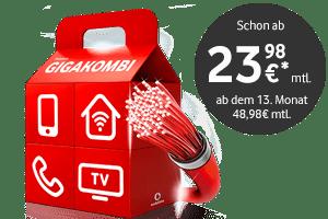 LTE Tarife in der Übersicht   Vodafone