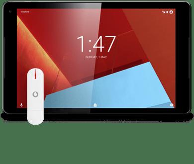 Vodafone Mobiles Internet Für Erreichbarkeit Unterwegs