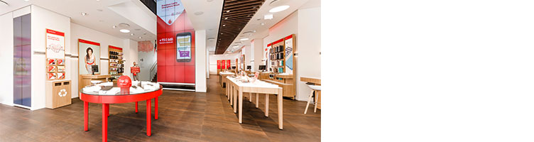 Vodafone Flagship Store