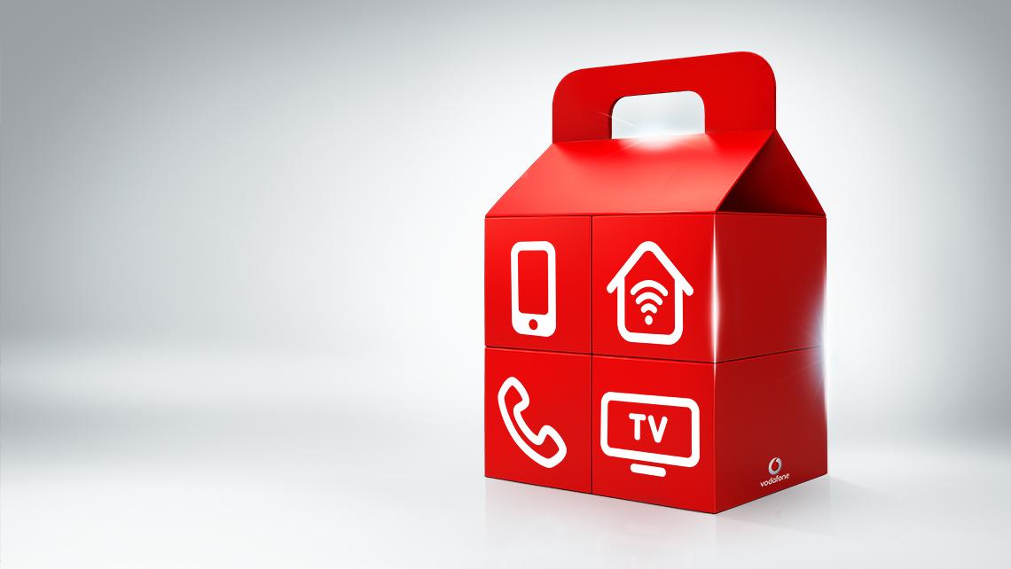 Vodafone Gigakombi Entdecken