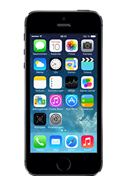 iPhone 5s Spacegrau 16 GB