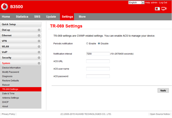Hilfe zum Vodafone B8 LTE WLAN-Router  Vodafone