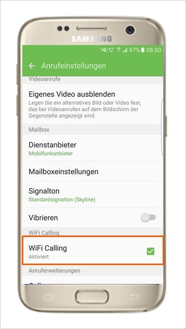 WLAN-Telefonie - WiFi Calling für Geschäftskunden | Vodafone