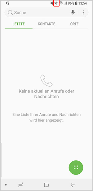 WiFi Calling nutzen Android