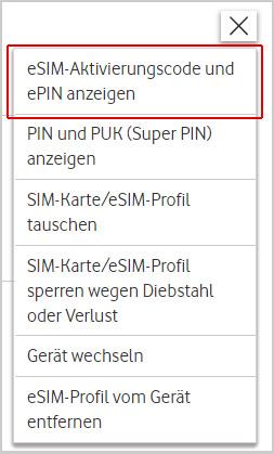Otelo Sim Karte Aktivieren.Esim Und Esim Fähige Geräte Vodafone