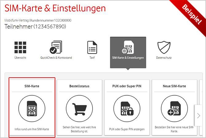 Vodafone Sim Karte Aktivieren.Hilfe Sim Karte Mobiles Telefonieren