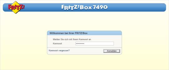 Hilfe Installation Vorbereitung Fritz Box 7490 Windows 10