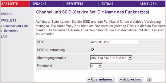 Hilfe | EasyBox 803 (ältere Betriebssysteme) - EasyBoxen