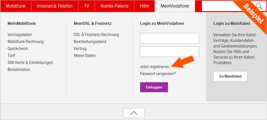neu.de einloggen