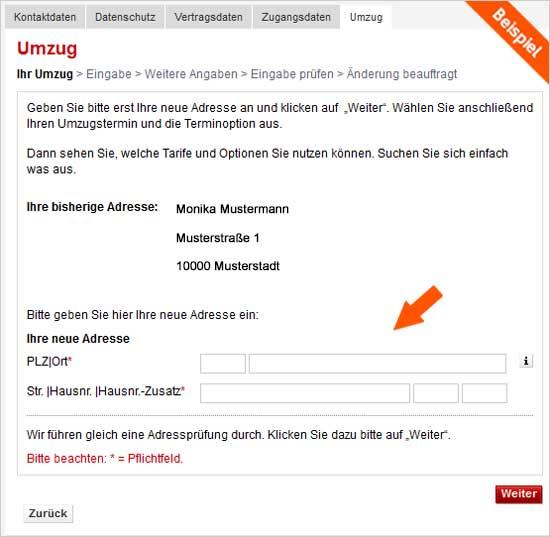 Vodafone Dsl Kündigung Anschrift Ausreise Info