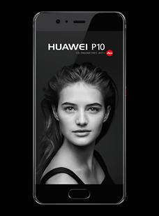 Huawei P10 Schwarz