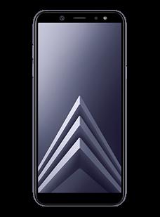 Samsung Galaxy A6 lavender