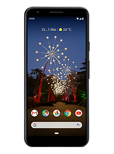 Google Pixel 3a auf Rechnung bestellen