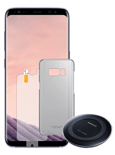 Samsung Galaxy S8 Grey Selection Pack