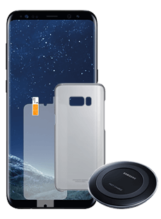 Samsung Galaxy S8 Black Selection Pack