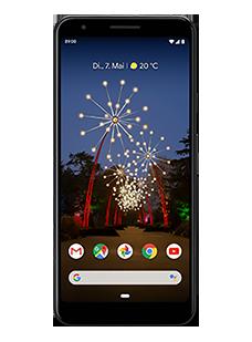 Google Pixel 3a Google Home Mini