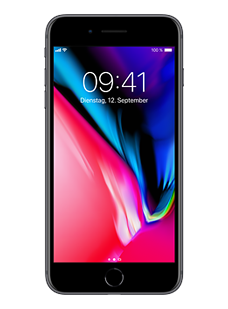 iPhone 8 Plus Spacegrau (64 GB)