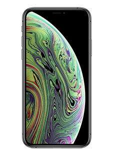 iPhone Xs Spacegrau (64 GB) & Starter-Kit