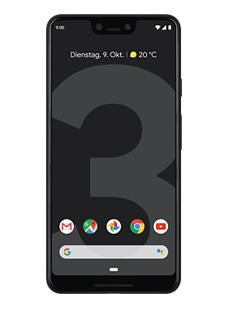 Google Pixel 3 XL Just Black (64 GB)