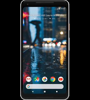 5caaa7e5d189df Google Pixel 2 XL mit Vertrag bestellen