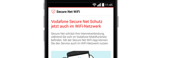 Vodafone Secure Net WiFi