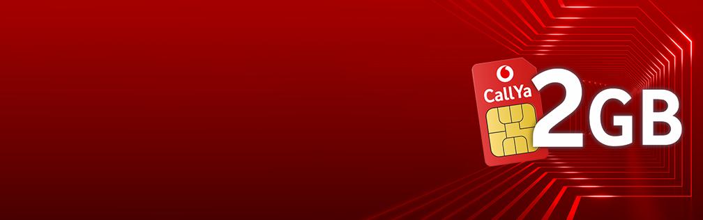 vodafone prepaid karte aufladen CallYa Prepaid Karte aufladen | Vodafone