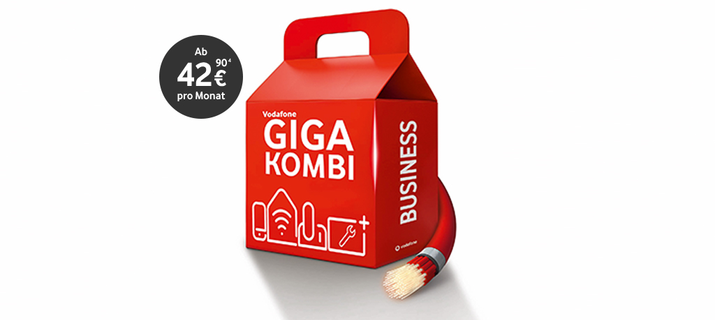 GigaKombi Business Angebot