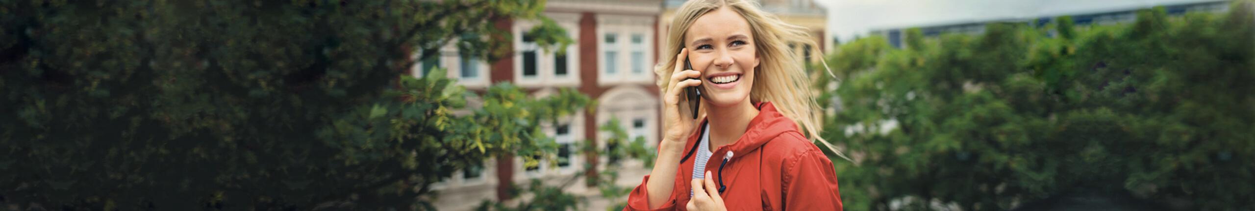 Entdecke Mobilfunk mit der Vodafone Gigabit-Company