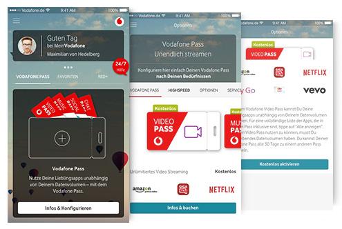 Handy Verträge Für Junge Leute Studenten Und Schüler Vodafone