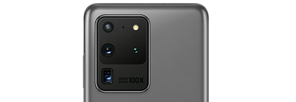 Samsung Galaxy S20 Ultra 5G – 100x Space Zoom