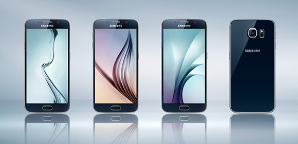 Das Design - Samsung Galaxy S6