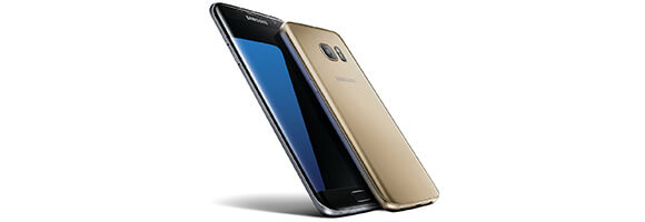 Samsung Galaxy S7 edge - Hardware