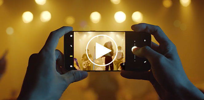 Samsung Galaxy S8 - Video