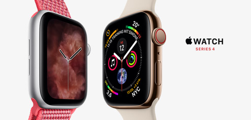 Die neue Apple Watch Series 4