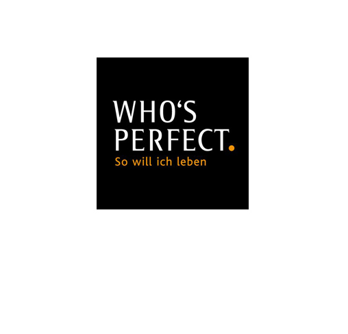 Logo Referenzkunde WHO'S PERFECT