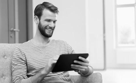 Arbeiten von zuhause - Business-Ratgeber von Vodafone